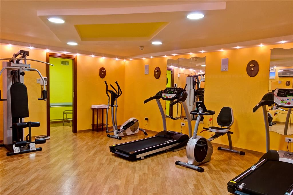 Best Western Hotel La Solara - exercise chambre