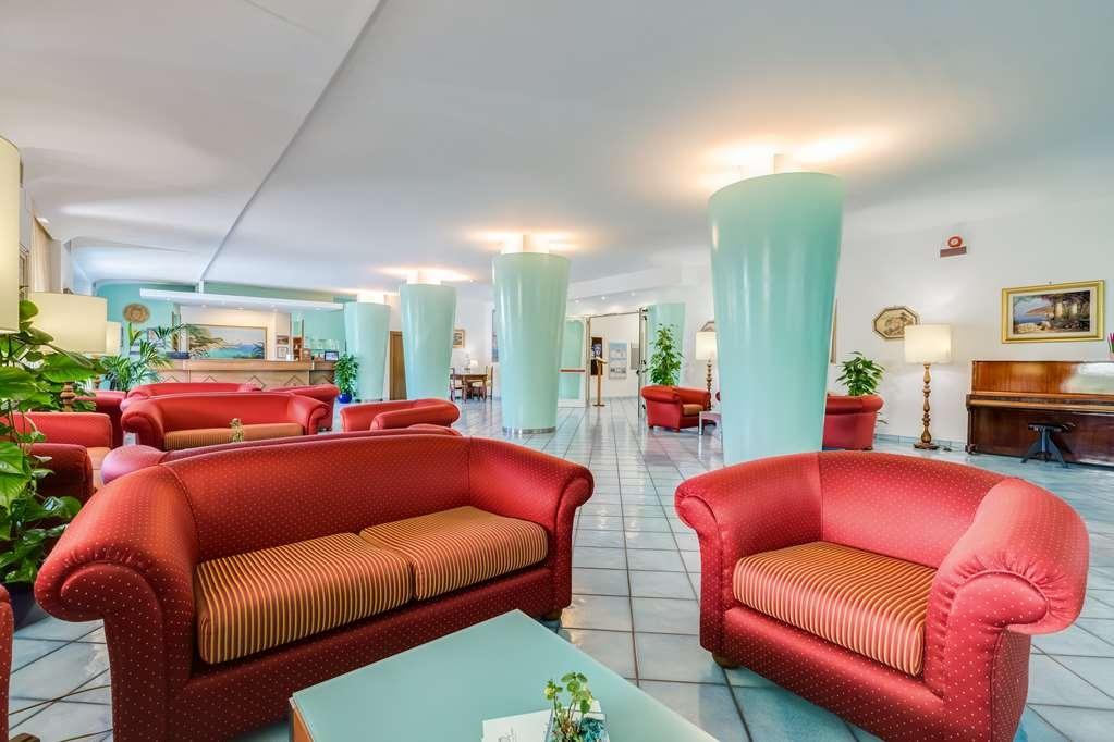 Best Western Hotel La Solara - Vue du lobby