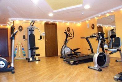 Best Western Hotel La Solara - Centre de fitness