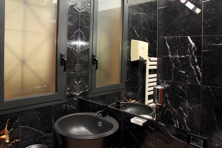Best Western Hotel Nettunia - Badezimmer