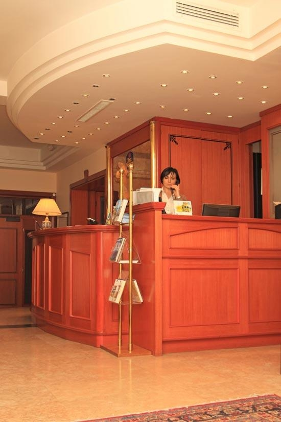 Best Western Hotel Nettunia - Reception