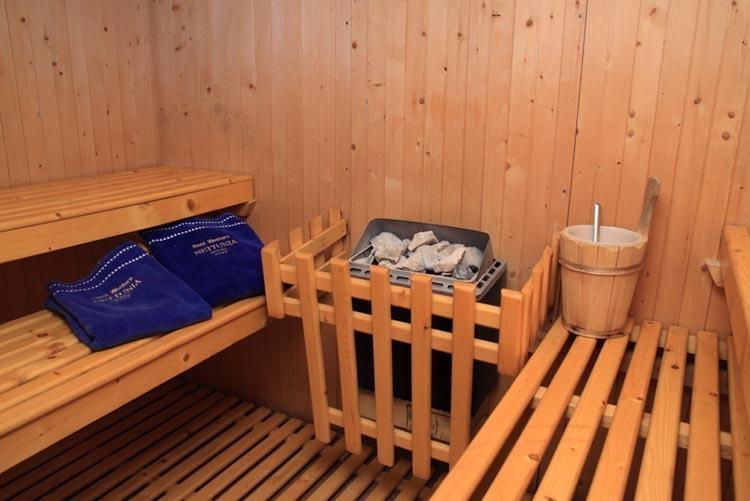 Best Western Hotel Nettunia - Sauna