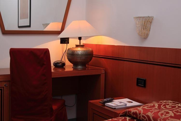 Best Western Hotel Nettunia - Camera da letto