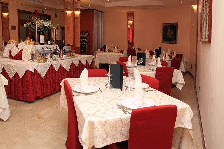 Best Western Hotel Nettunia - Restaurante