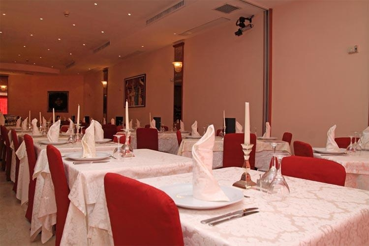 Best Western Hotel Nettunia - Restaurant
