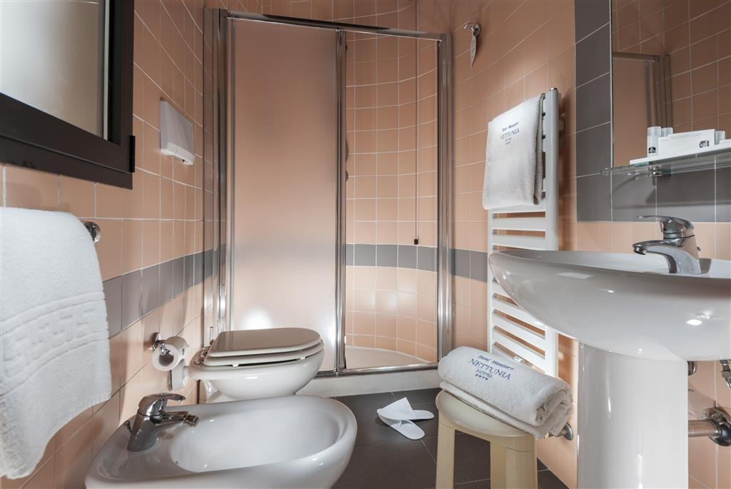 Hotel Nettunia, Sure Hotel Collection by Best Western - Baño