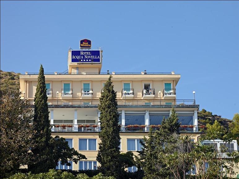 Best Western Hotel Acqua Novella - BEST WESTERN Hotel Acqua Novella