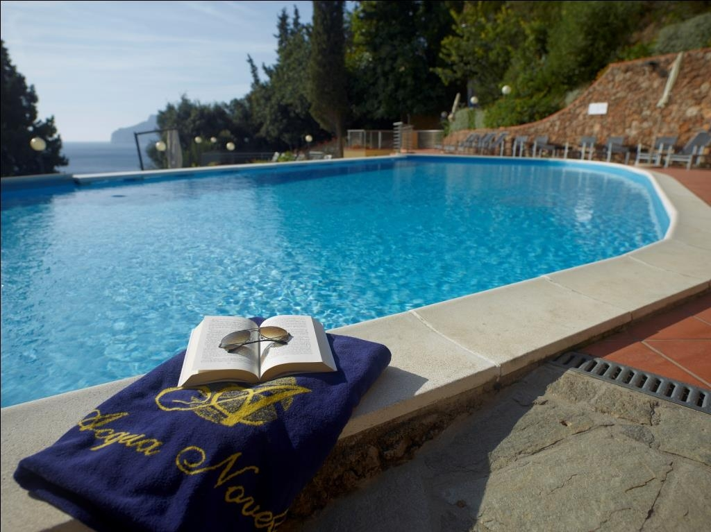 Best Western Hotel Acqua Novella - Vue de la piscine
