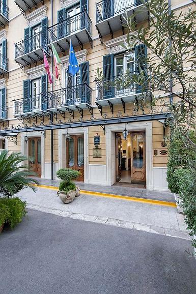 Best Western Ai Cavalieri Hotel - Aussenansicht