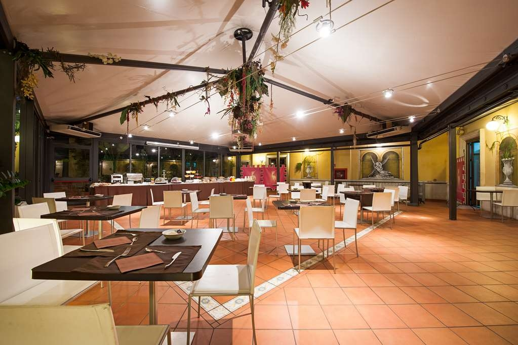 Best Western Ai Cavalieri Hotel - Restaurante/Comedor