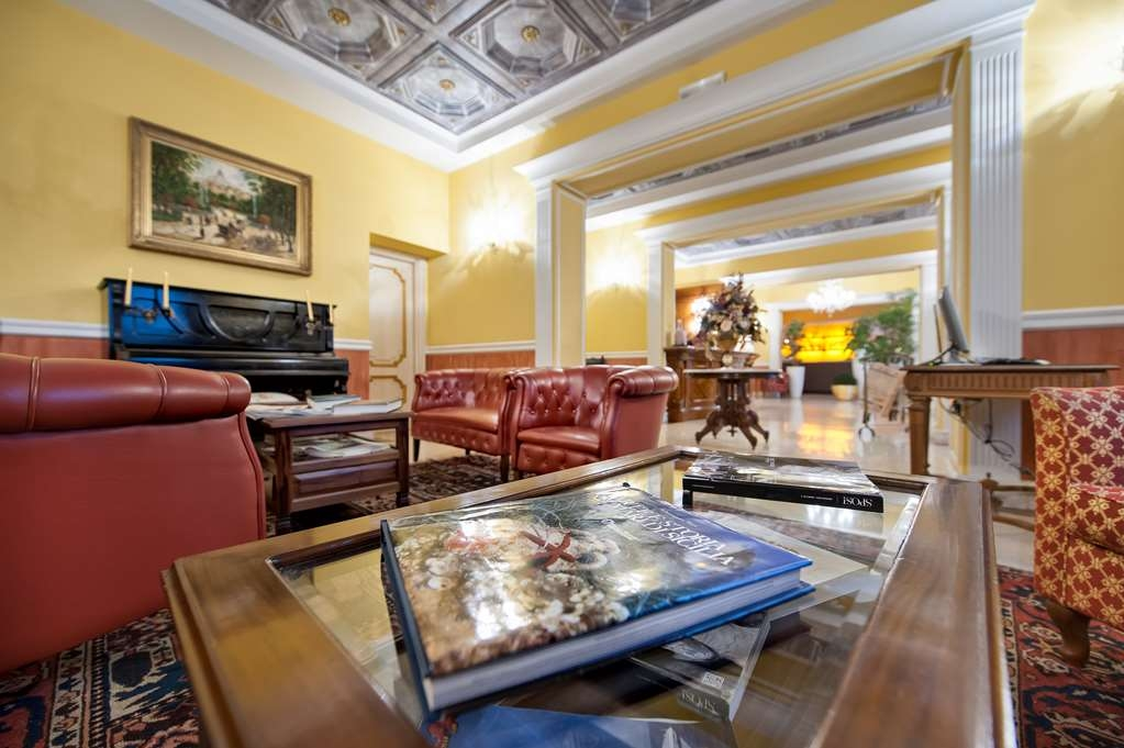 Best Western Ai Cavalieri Hotel - Vue du lobby