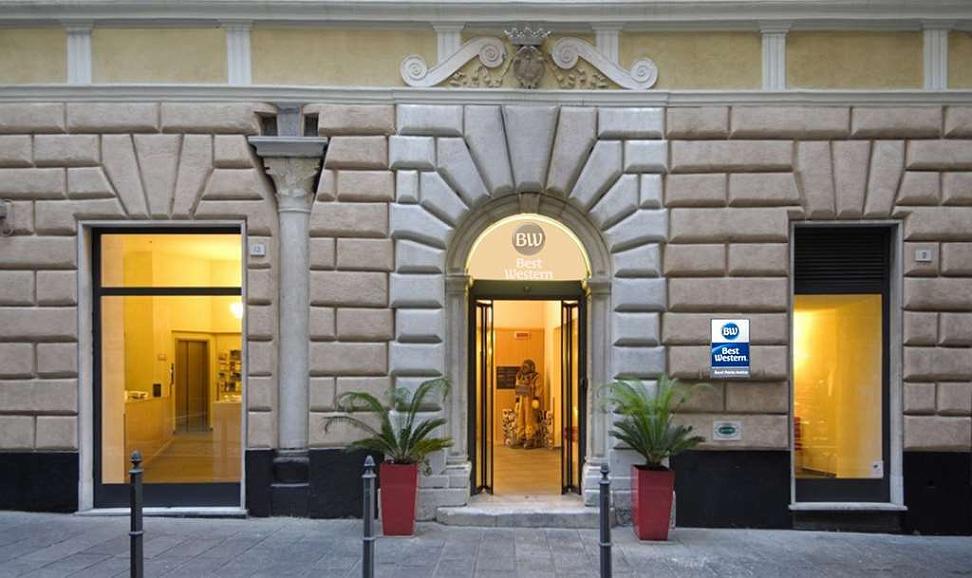 Best Western Hotel Porto Antico - Vue extérieure