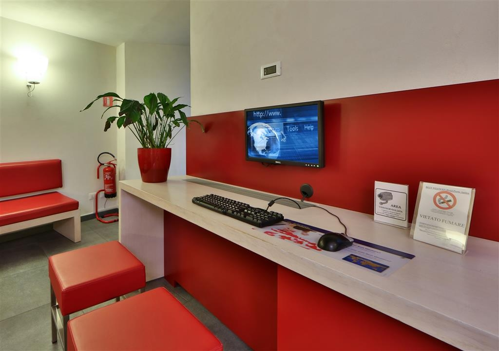 Best Western Hotel Porto Antico - Business center