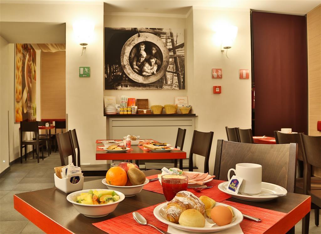 Best Western Hotel Porto Antico - Salle de petit déjeuner