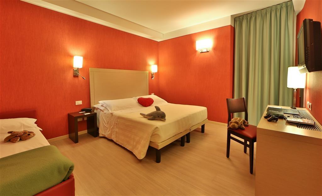 Best Western Hotel Porto Antico - Habitación