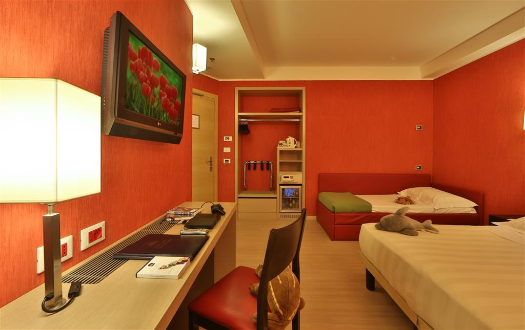 Best Western Hotel Porto Antico - Chambre