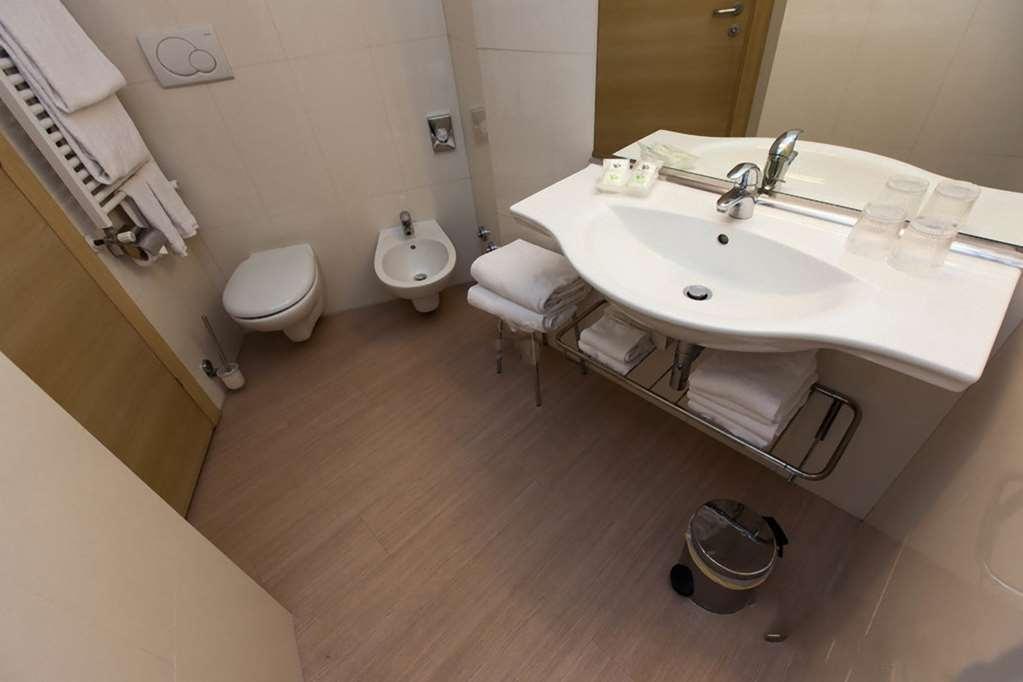 Best Western Hotel Porto Antico - Salle de bain