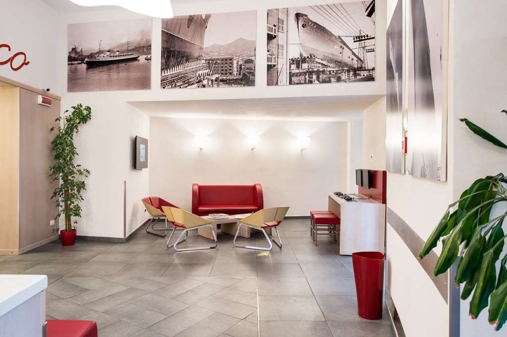 Best Western Hotel Porto Antico - Hall