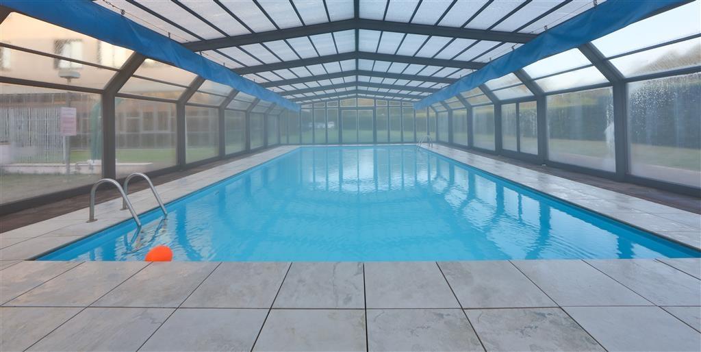 Best Western Hotel Cavalieri Della Corona - Enclosed Swimming Pool - Winter