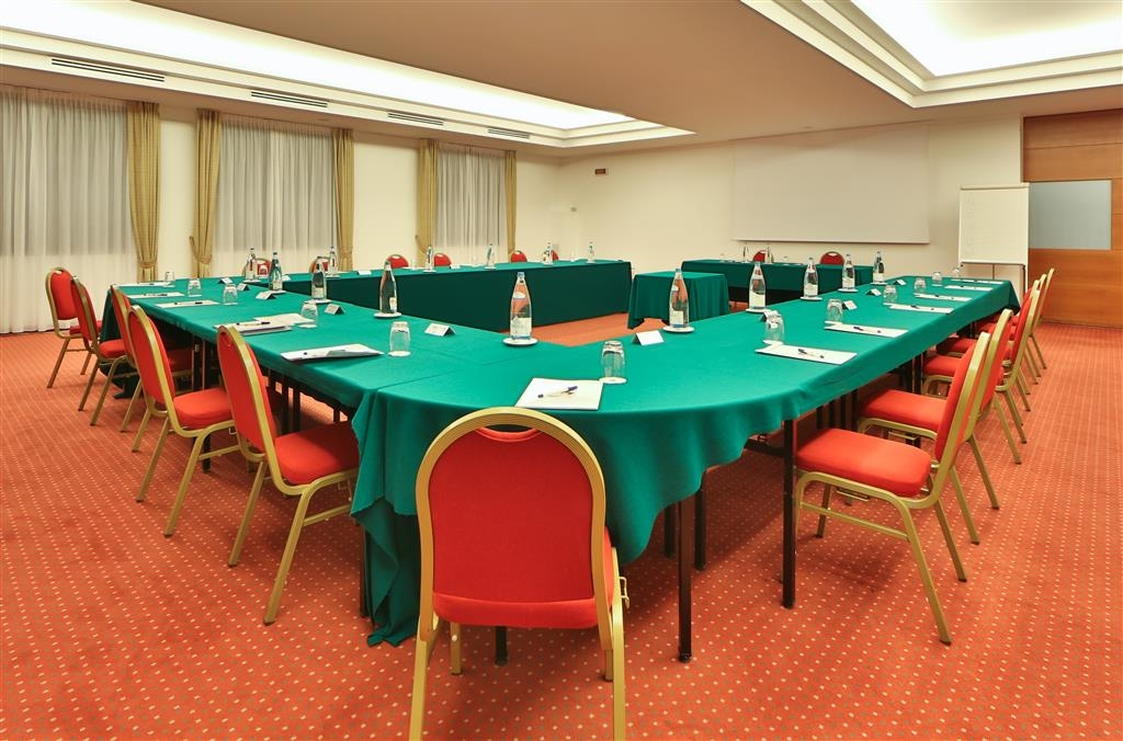 Best Western Hotel Cavalieri Della Corona - Besprechungszimmer
