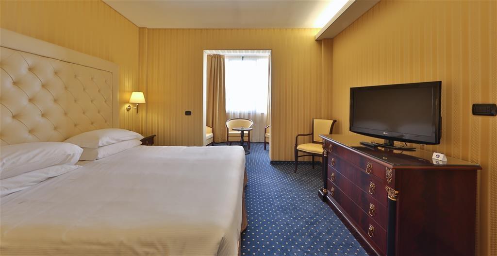 Best Western Hotel Cavalieri Della Corona - King Suite
