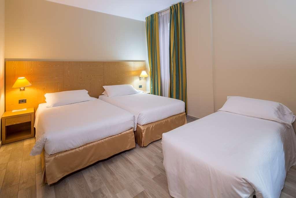 Best Western Hotel Cavalieri Della Corona - TRIPLE COMFORT ROOM JUST RENOVATED WITH NEW FLOOR