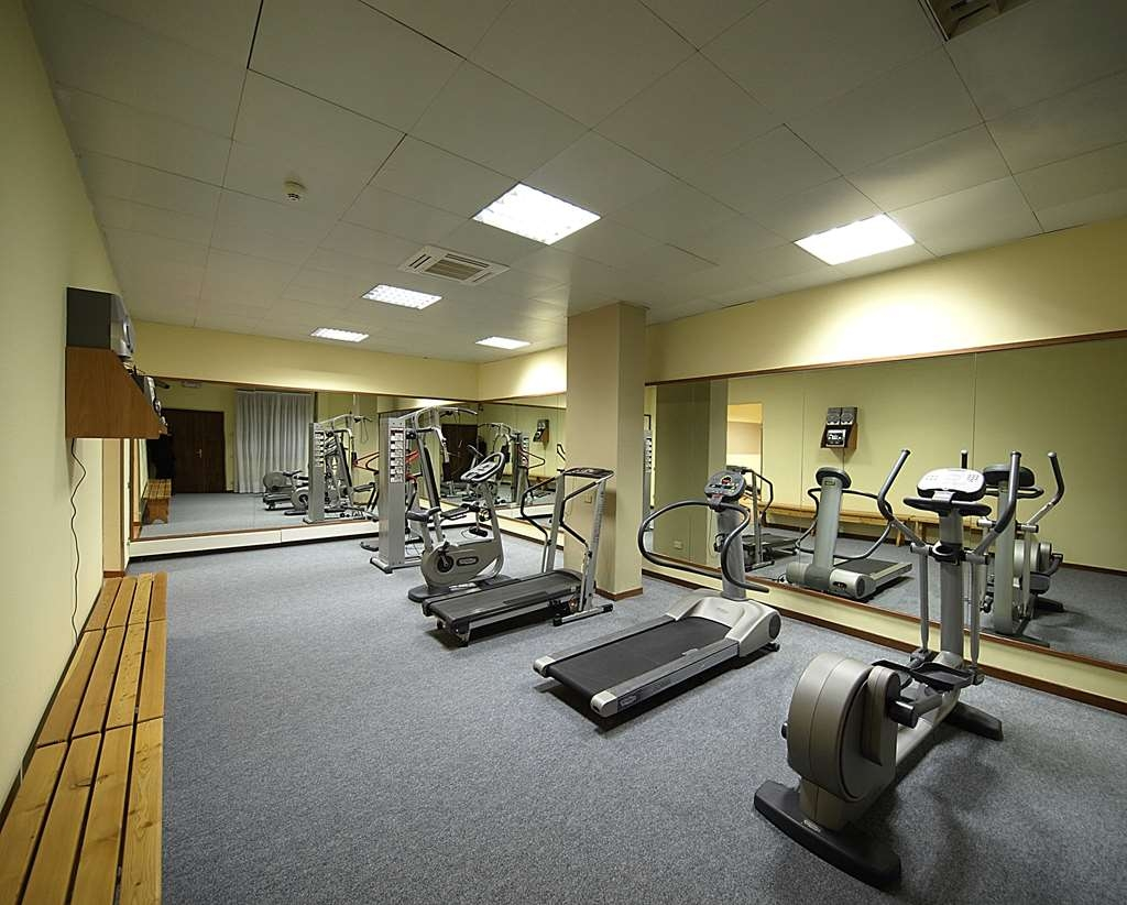 Best Western Hotel Cavalieri Della Corona - Fitness area