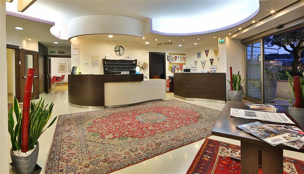 Best Western Cesena Hotel - Lobbyansicht