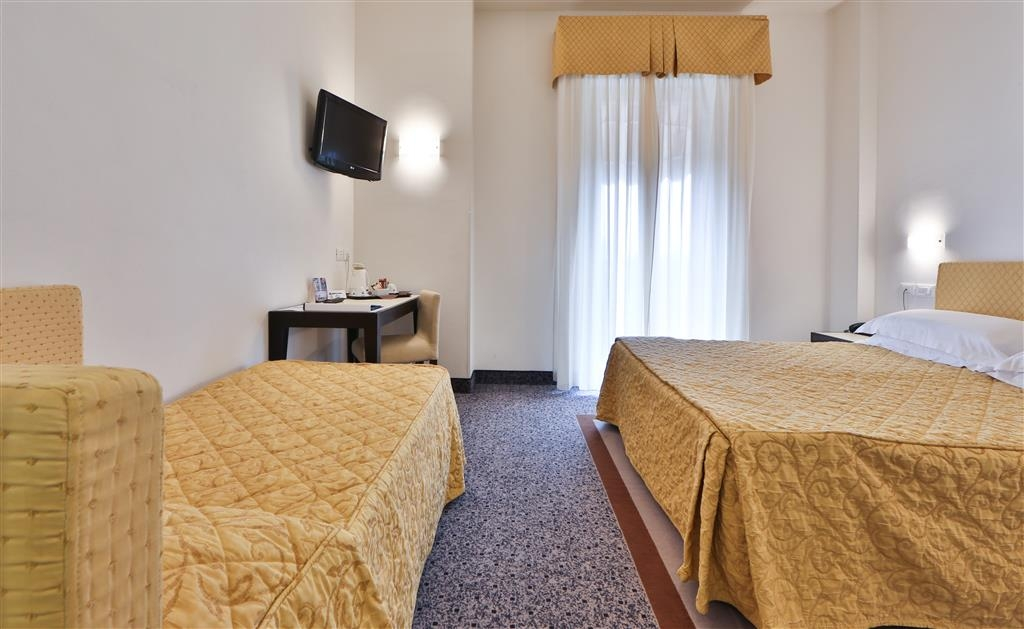 Best Western Cesena Hotel - Chambres / Logements
