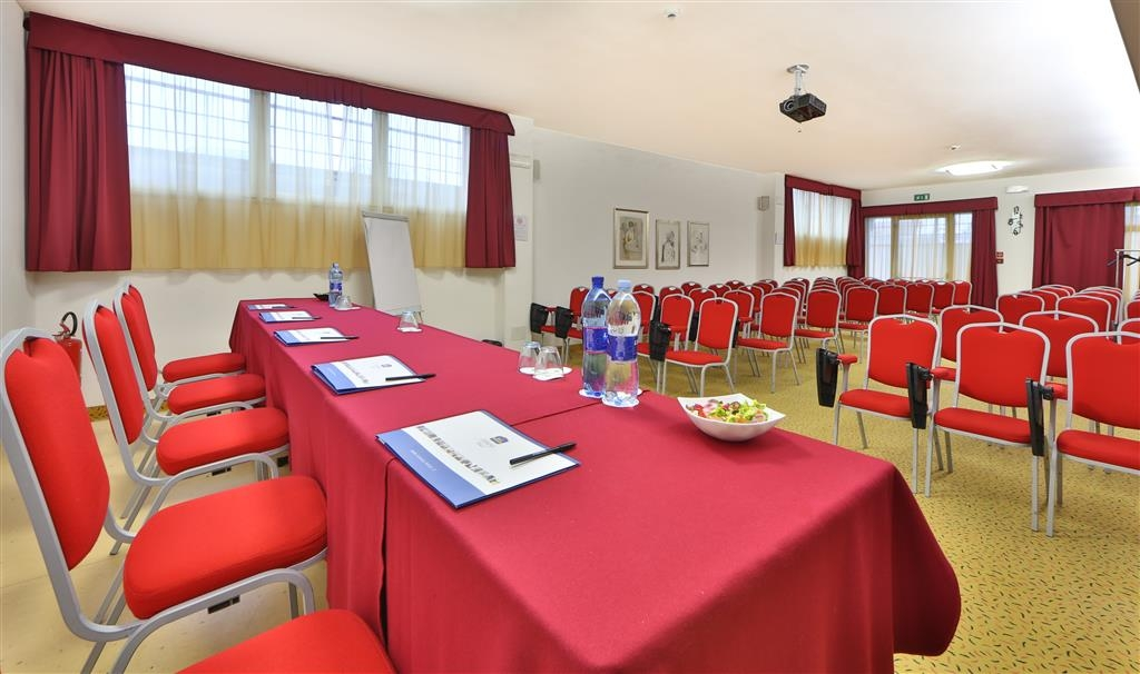 Best Western Cesena Hotel - Meeting Room