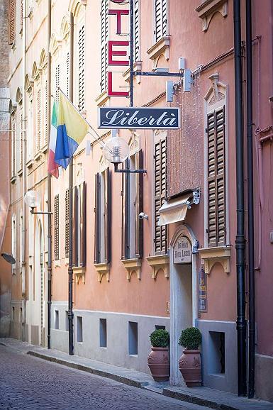 Best Western Hotel Liberta - Aussenansicht
