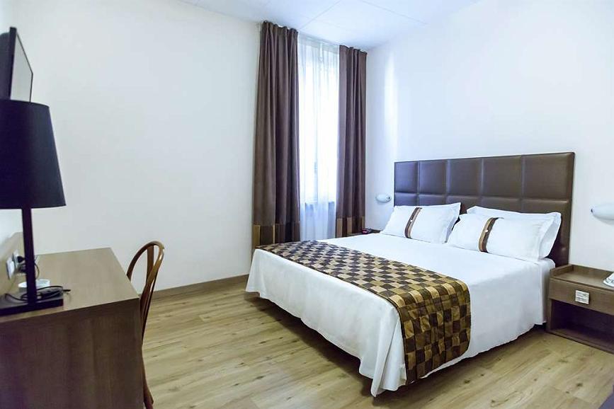 Come Rifare Il Letto Alla Tedesca.Hotel A Modena Best Western Hotel Liberta