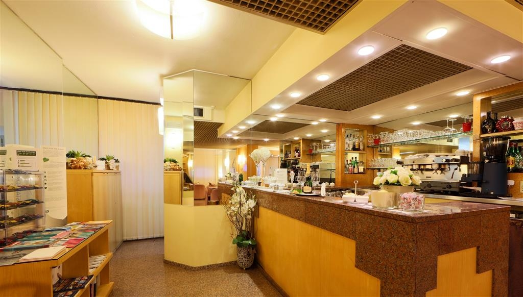 Best Western Hotel Liberta - Bar / Lounge