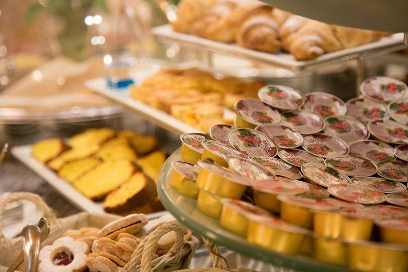 Best Western Hotel Liberta - Buffet