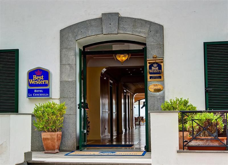 Best Western Hotel La Conchiglia - Façade