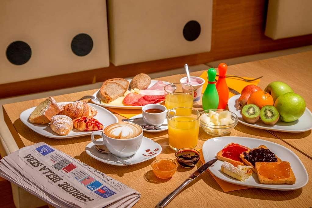 Best Western Globus Hotel - Prima colazione a buffet