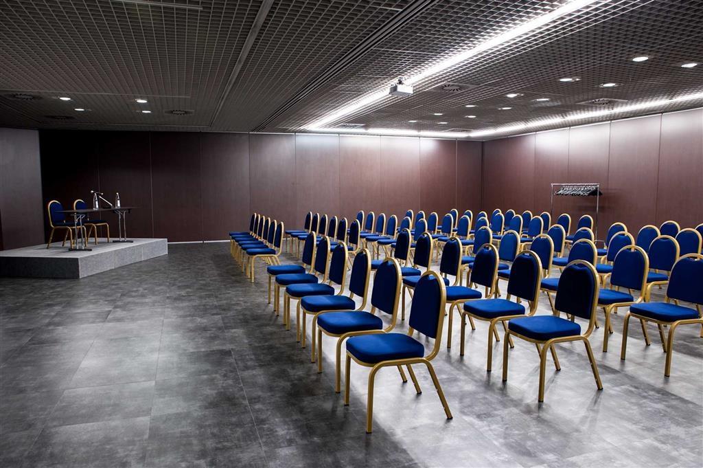 Best Western Hotel Quattrotorri Perugia - Sala de reuniones