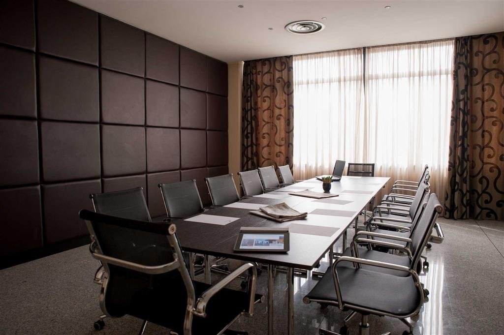 Best Western Hotel Quattrotorri Perugia - Sala meeting