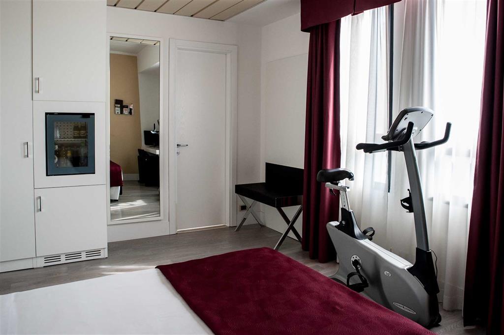 Best Western Hotel Quattrotorri Perugia - Zimmer