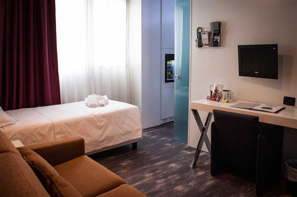 Best Western Hotel Quattrotorri Perugia - Gästezimmer/ Unterkünfte