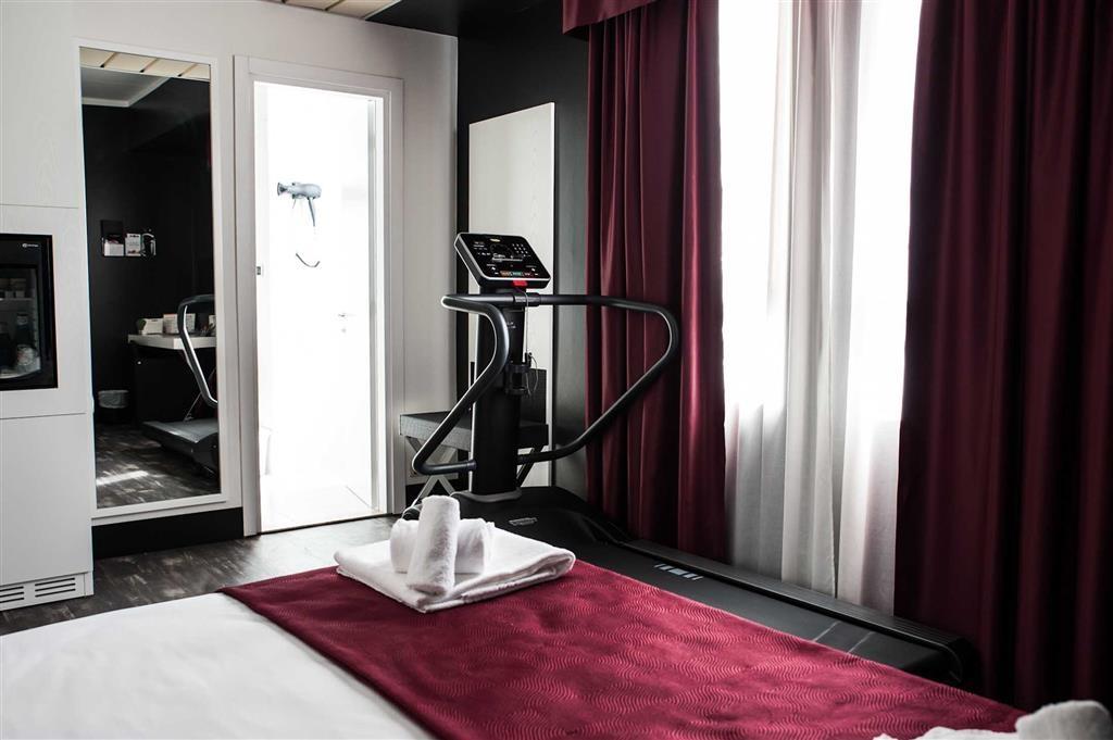 Best Western Hotel Quattrotorri Perugia - habitación de huéspedes