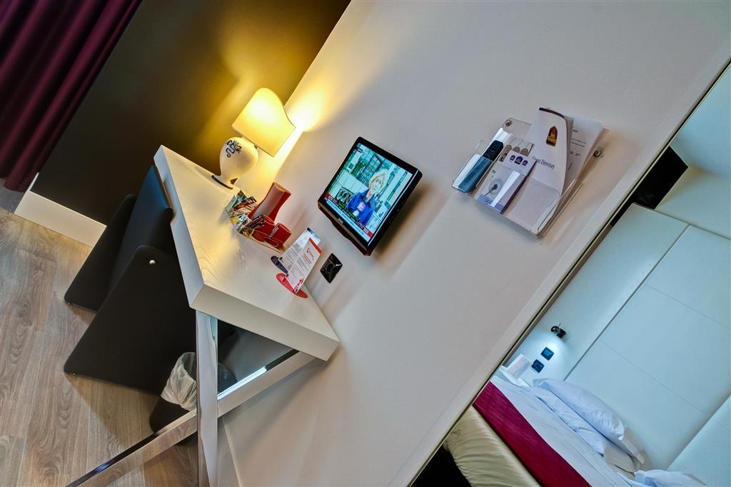 Best Western Hotel Quattrotorri Perugia - Camera