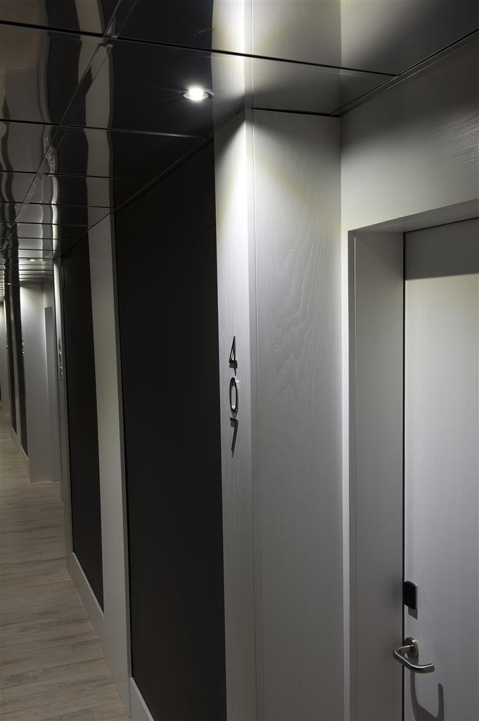 Best Western Hotel Quattrotorri Perugia - Corridoio interno