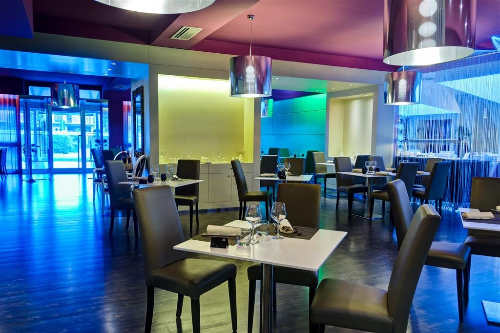Best Western Hotel Quattrotorri Perugia - Restaurante