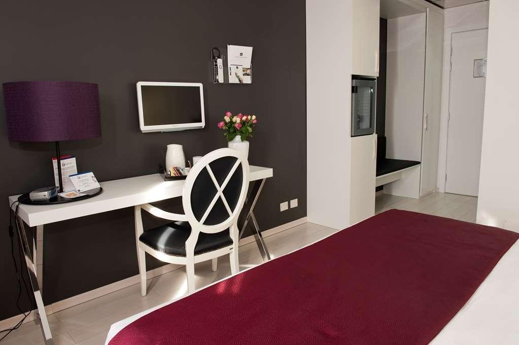 Best Western Hotel Quattrotorri Perugia - Gästezimmer