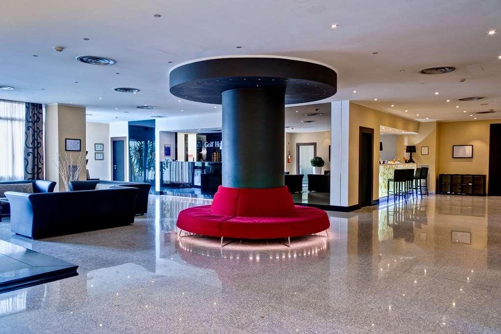 Best Western Hotel Quattrotorri Perugia - Foyer