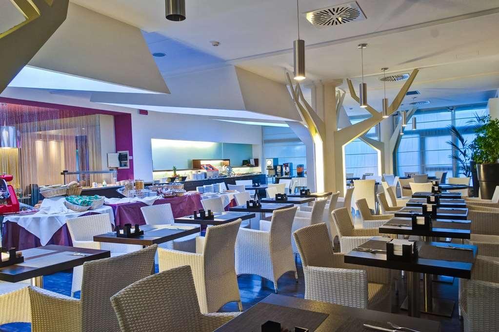 Best Western Hotel Quattrotorri Perugia - Area colazione