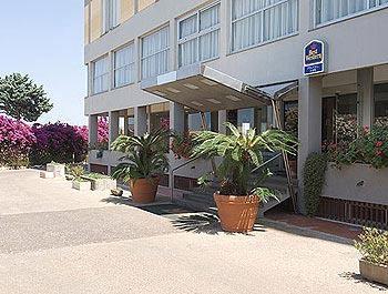 Best Western Hotel HR - Vista Exterior
