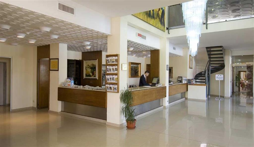 Best Western Hotel HR - Hall