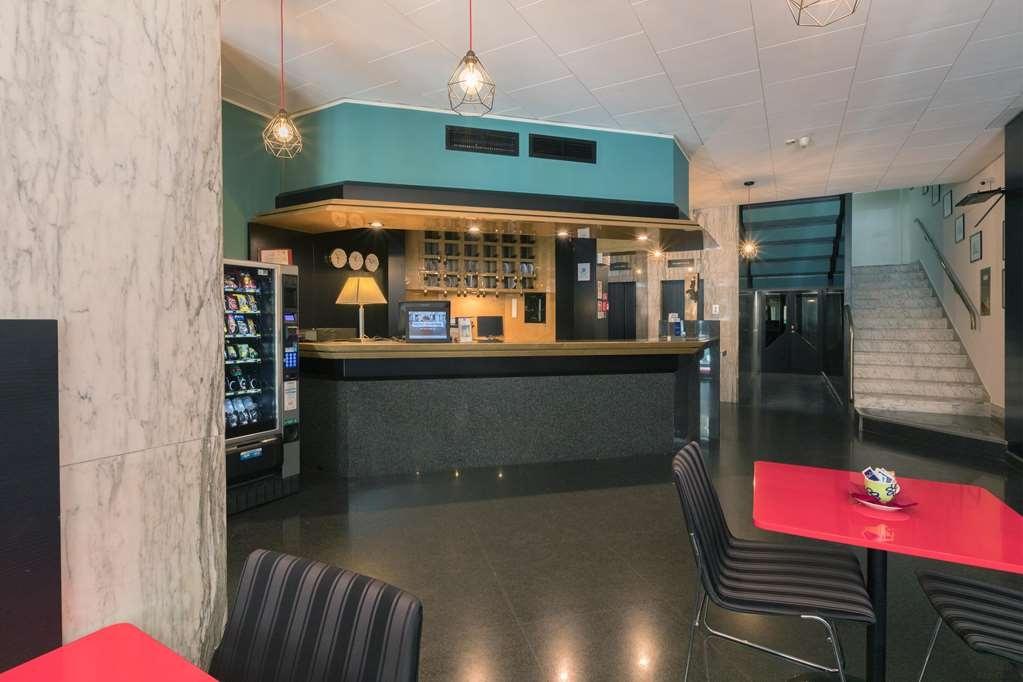 Best Western Executive Business Hotel - Vista del vestíbulo